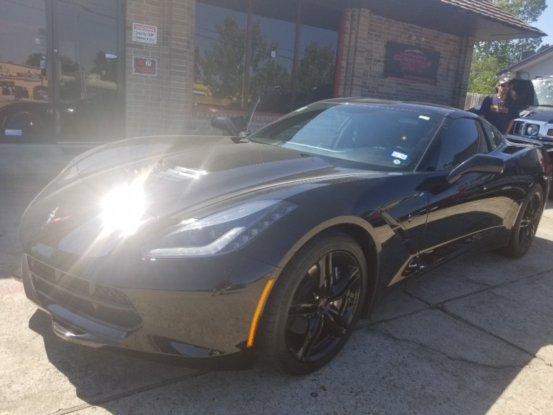 Chevrolet Corvette 2017 price $47,991