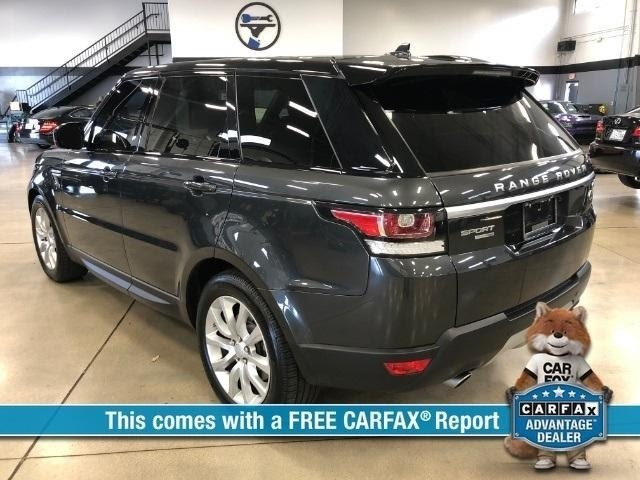 Land Rover Range Rover Sport 2016 price $0