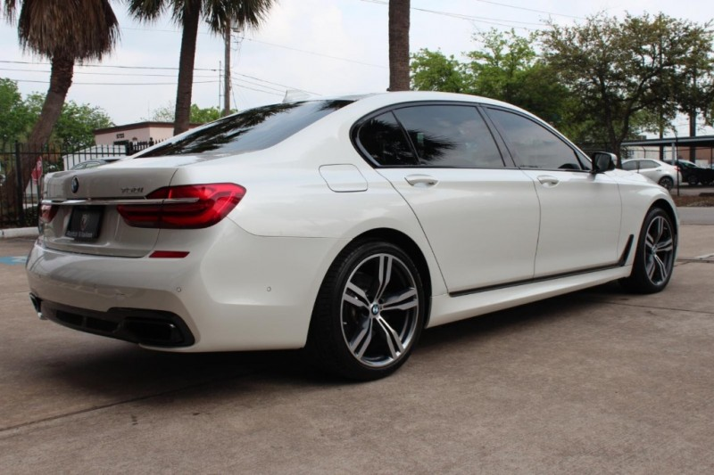 BMW 7-Series 2016 price $0