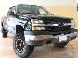 Chevrolet silverado 4x4 crew cab lifted 2004