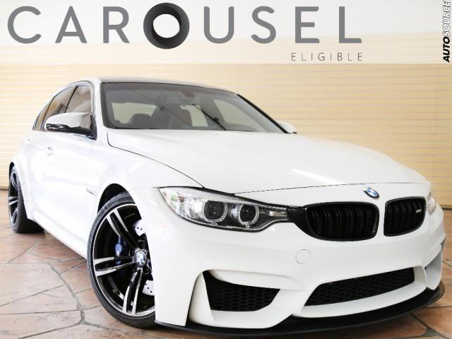 2016 BMW M3 12k Miles
