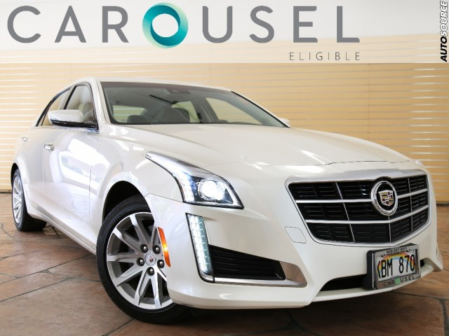 2014 Cadillac CTS Luxury 13k Miles