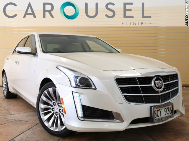 2014 Cadillac CTS Luxury 29k Miles