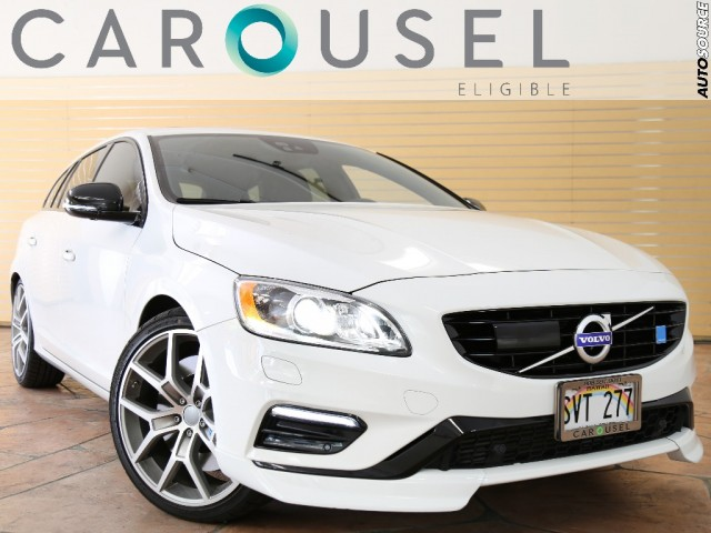 2016 Volvo V60 polestar Limited Edition