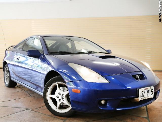 2001 Toyota Celica GTS