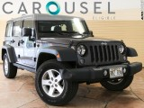 Jeep Wrangler Unlimited 4WD Sport 2014