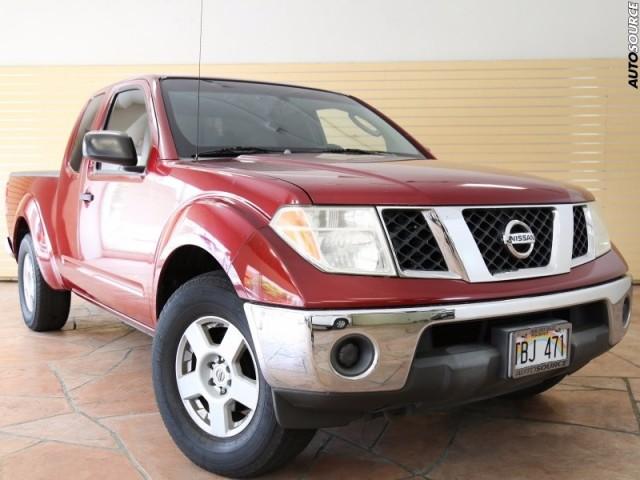 2006 Nissan Frontier V6
