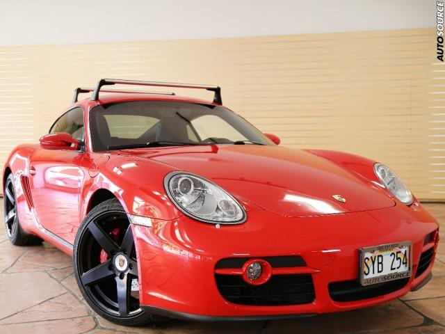2007 Porsche Cayman S 6SPD