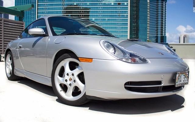 2001 Porsche 911 Carrera Tiptronic