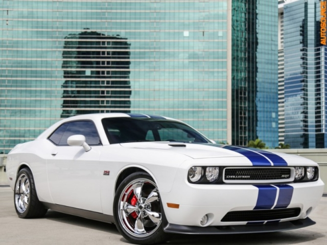 2011 Dodge Challenger 700hp SRT 392 Supercharged 700HP
