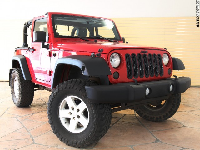 2010 Jeep WRANGLER MOUNTAIN LIFTED