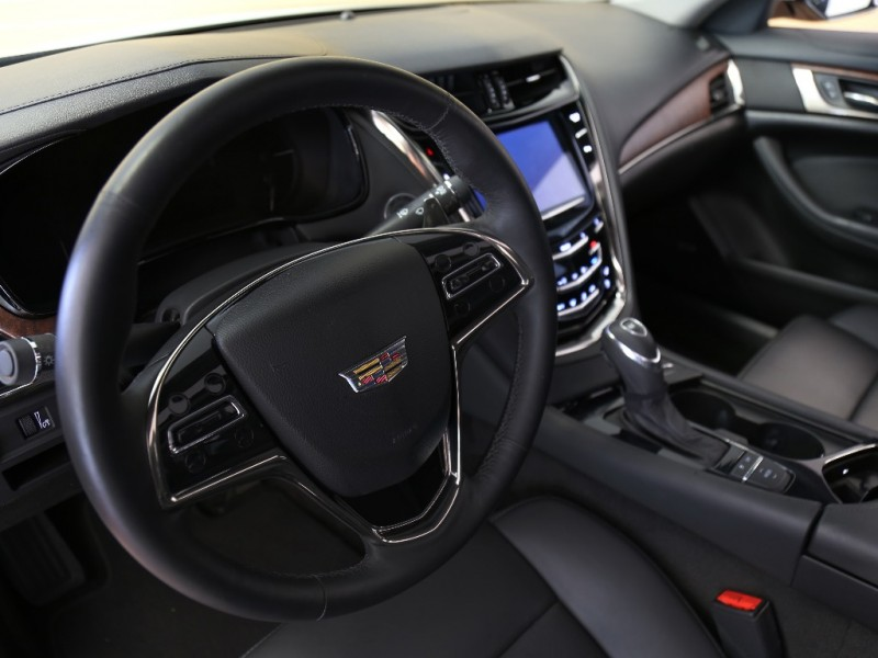 Cadillac CTS 2016 price $27,995