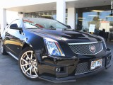 Cadillac CTS-V 6spd Manual 2011