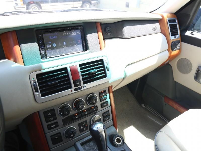 Land Rover Range Rover HSE 2003 price $5,995