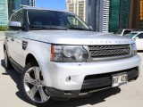 Land Rover sport 2010