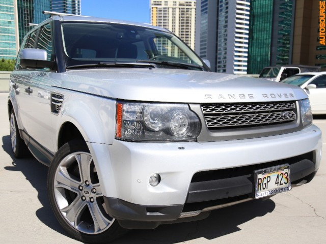 2010 Land Rover sport