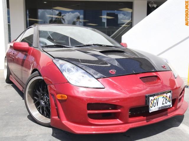 2000 Toyota CELICA GTS MANUAL