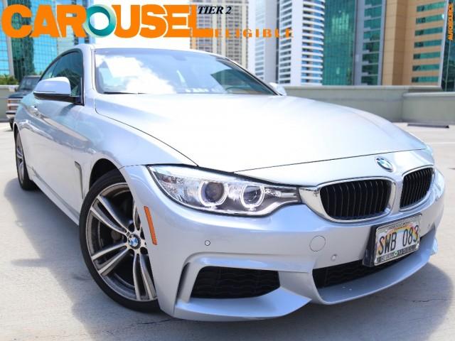 2015 BMW 435i m-sport