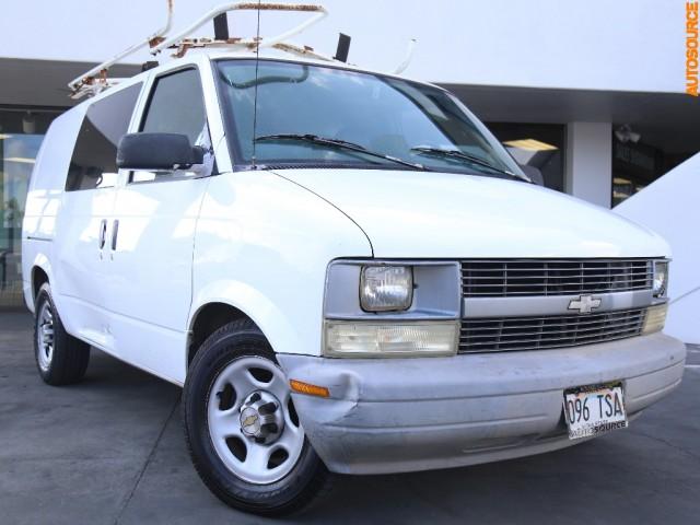 2005 Chevrolet Astro utility van