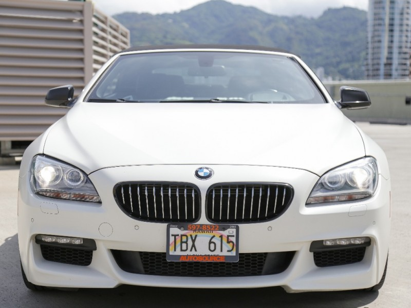 BMW 650xi frozen brilliant 2014 price $42,995