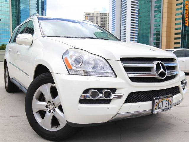 2010 Mercedes-Benz GL450
