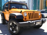 Jeep Wrangler (Manual) 2012