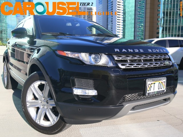 2014 Land Rover Range Rover Evoque