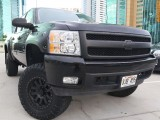 Chevrolet lifted 4wd silverado 2008