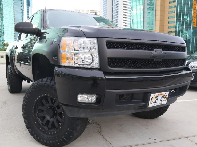 2008 Chevrolet lifted 4wd silverado