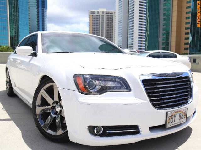 2014 Chrysler C300S