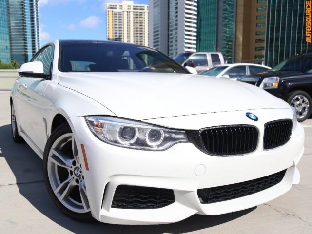 2015 BMW 428i Gran Coupe Msport