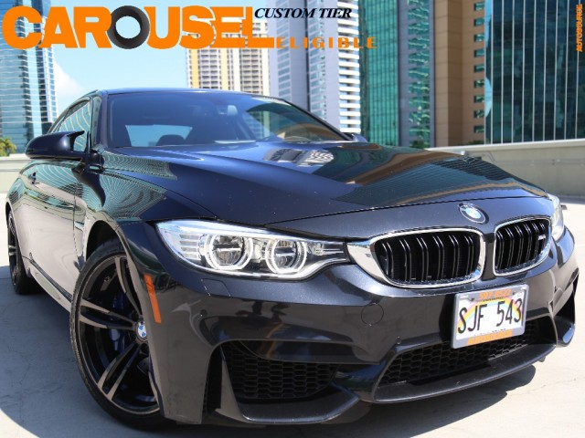 2015 BMW M4 Manual 6spd