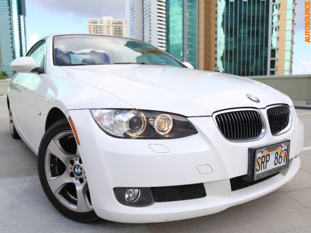 2009 BMW 328ci Convertible