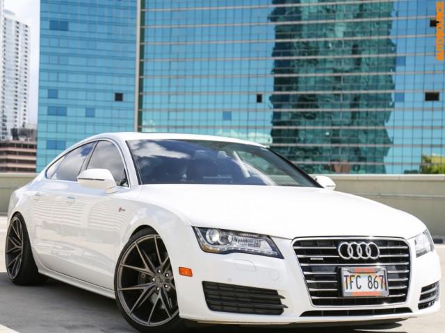2014 Audi A7 Quattro Premium Plus