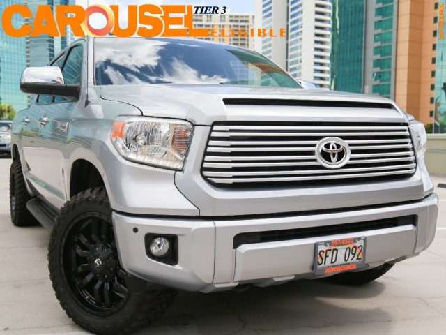 2014 Toyota Tundra 4WD Platinum