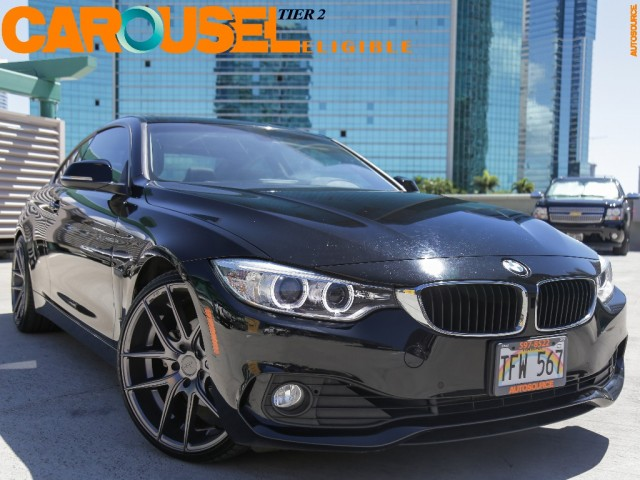 2015 BMW 428ci
