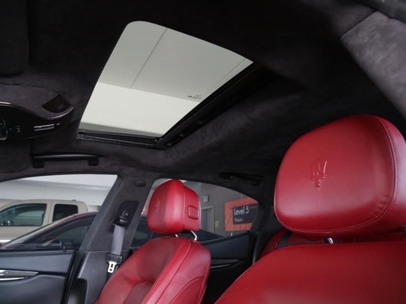 Maserati Ghibli S Q4 2014 price $39,995