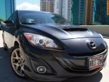 Mazda MazdaSpeed3 Manual 2010