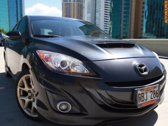 2010 Mazda MazdaSpeed3 Manual