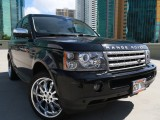 Land Rover sport 2008