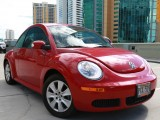 Volkswagen New Beetle Coupe 2009