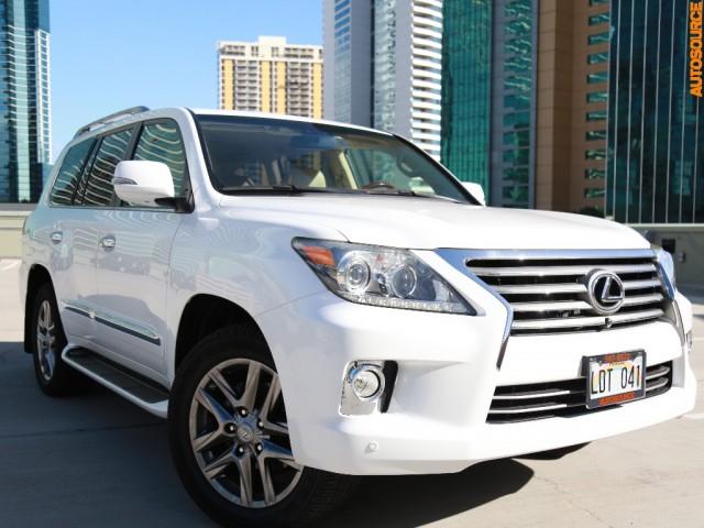 Lexus lx 570 third row autosource automobile dealership 2013 lexus lx 570 sciox Images