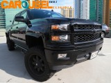 Chevrolet lifted Silverado 2015