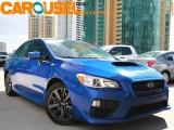 Subaru WRX Manual 2016