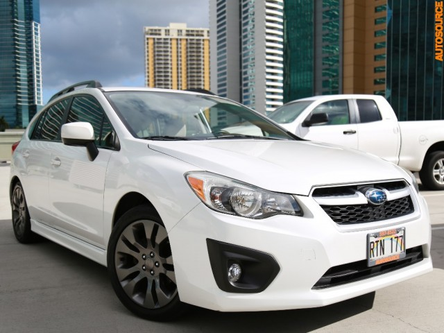 Subaru Dealership Oahu >> Subaru Impreza Wagon Sport Premium Autosource Automobile