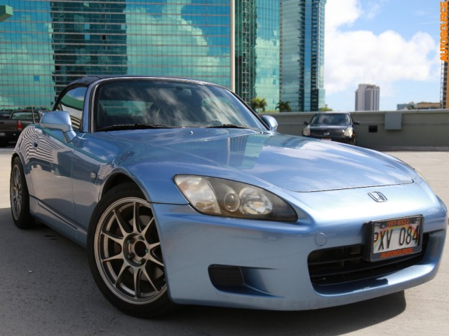 Honda S2000 Convertible Low Miles