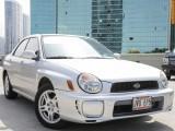 Subaru Impreza Sedan 2002