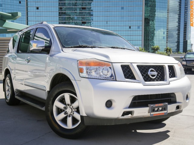 Nissan Armada Se Premium Autosource Automobile Dealership