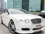 Bentley Continental GTC 2007