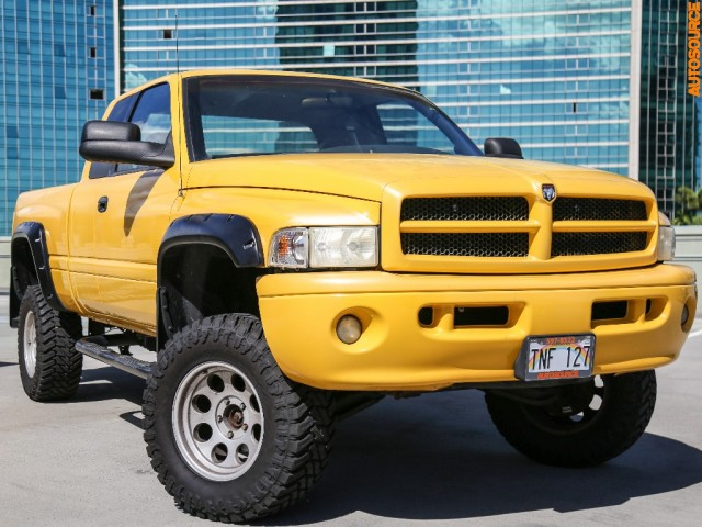 2001 Dodge lifted RAM